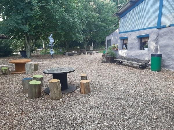 Outside bar
