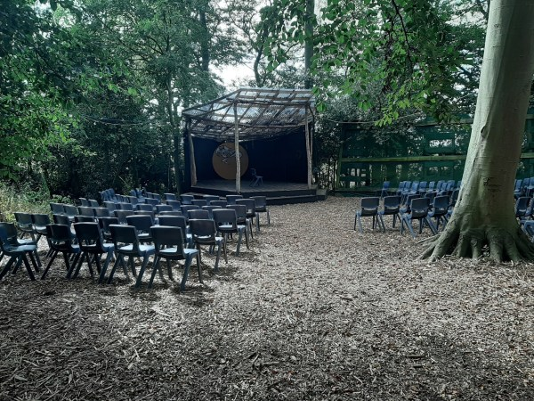 Woodland Area Stage
