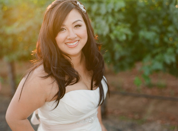 Vineyard Wedding by JAC Photography via Something Turquoise