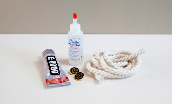 DIY Nautical Rope Boutonniere via Something Turquoise