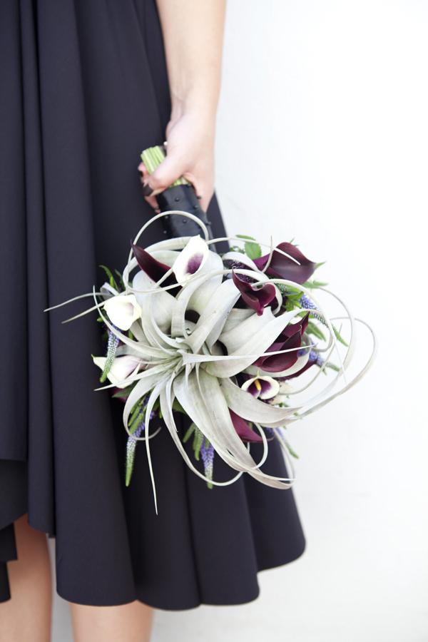 wedding bouquet inspiration - air plant