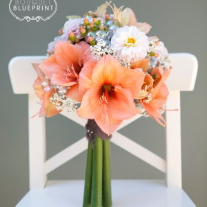 winter wedding bouquet recipe