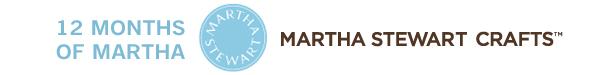 12 Months of Martha