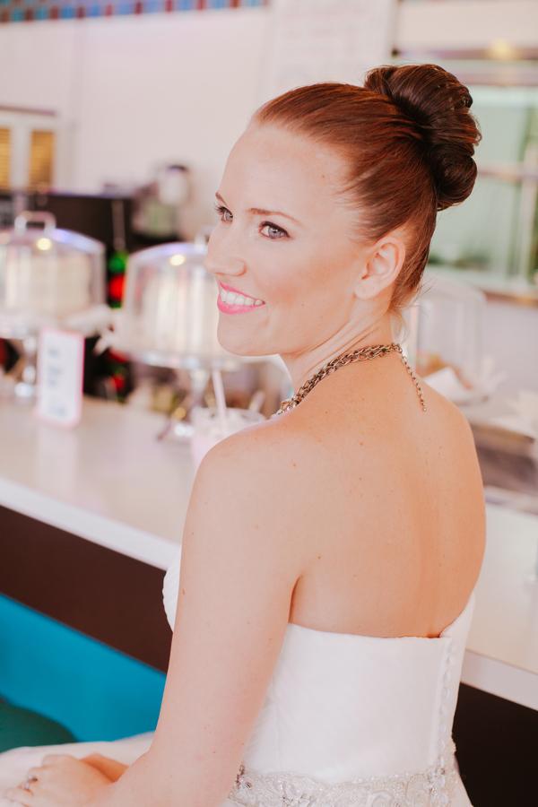 Inspiration Modern Bridals With A Retro Twist