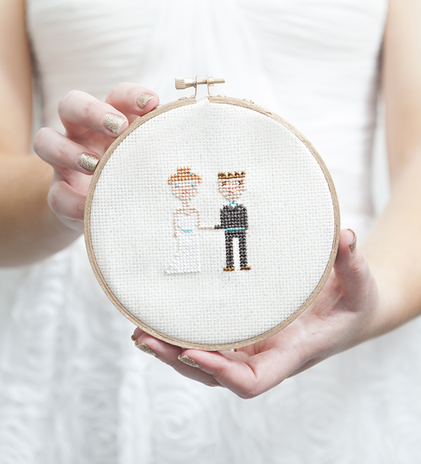 ST_DIY_cross_stitch_bride_groom