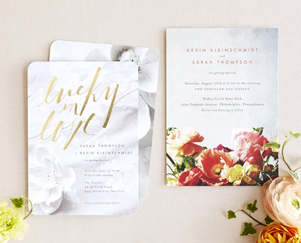 Wedding Diva Invitations: Spring/Summer 2014 Collections