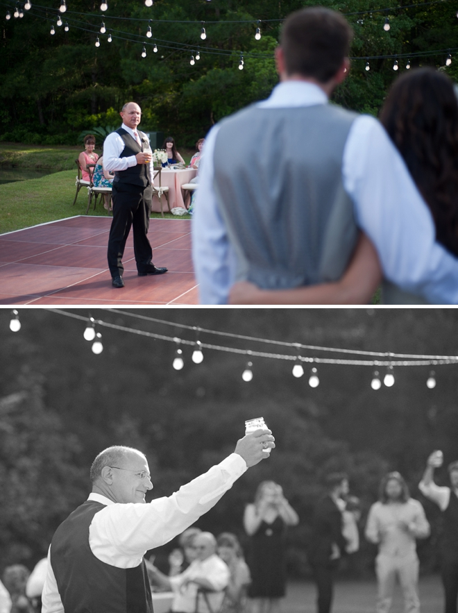 brides fathers toast