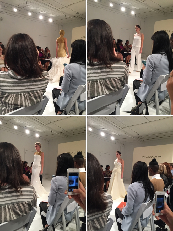 Della Giovanna Bridal Fashion Week 2014