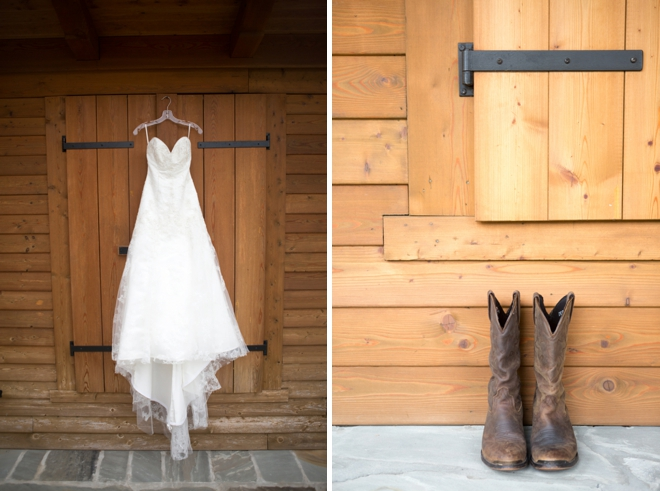 Black Creek Mountain Wedding, Tennessee