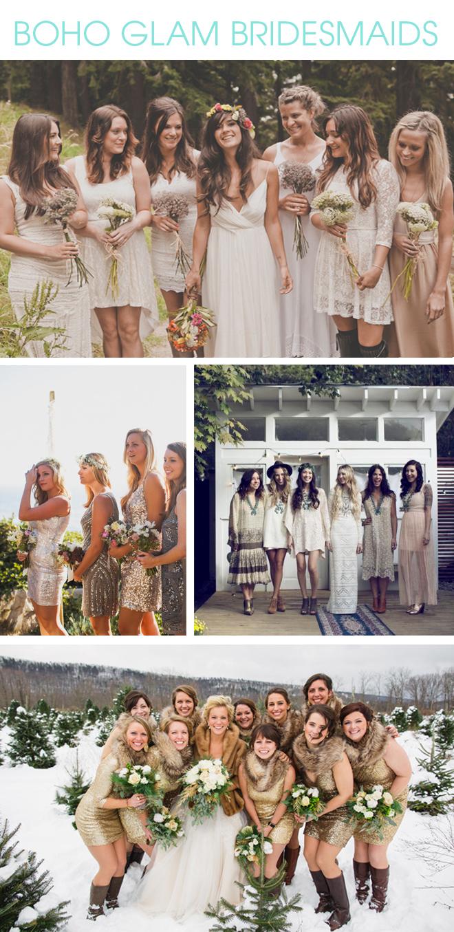 BOHO-GLAM-BRIDESMAID-INSPIRATION