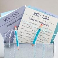 Simple DIY | Wedding Mad-Libs #3