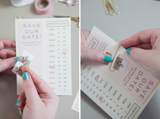 Make your own instagram save the date invitation diy instagram save the date invitations with free printables junglespirit Image collections