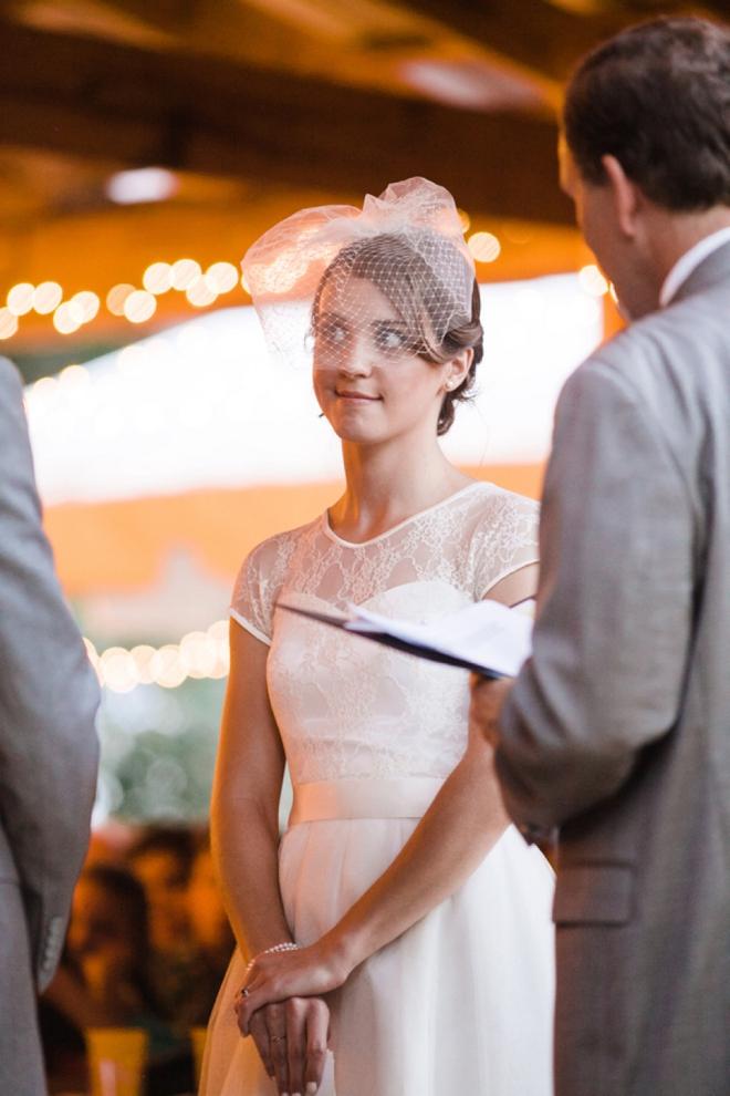 The darling bride