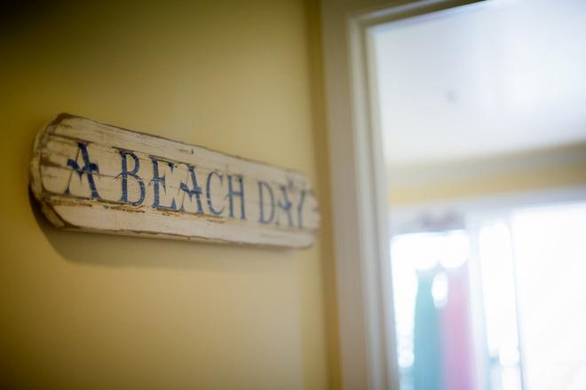 Beach days, beach wedding