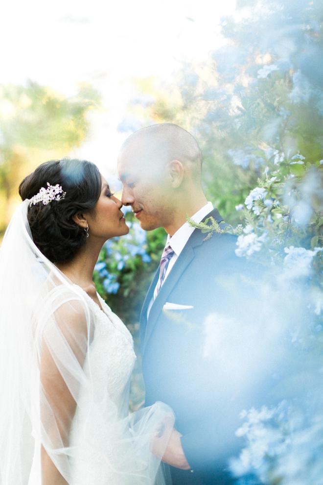 Gorgeous San Juan Capistrano wedding