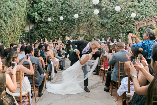 Gorgeous San Juan Capistrano wedding