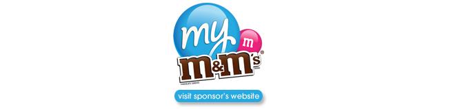 Make your own custom wedding M&M's!