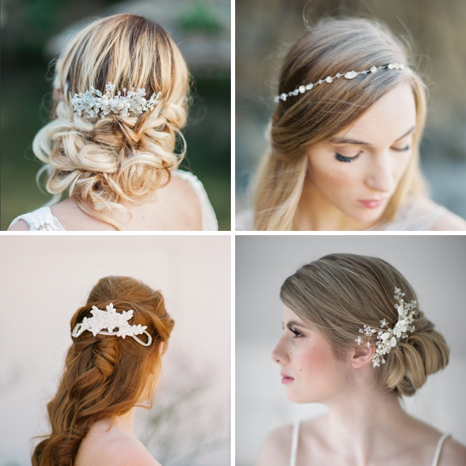 Gorgeous hair accessories from Etsy!