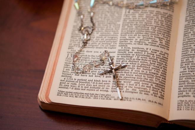 Wedding rosary