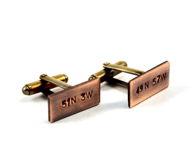 Custom Cuff Links