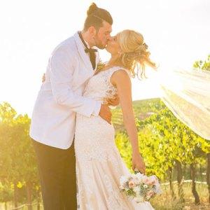 Love this California DIY wedding!