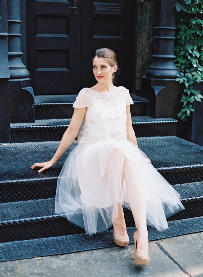 Jaclyn Jordan Jeweled Top And Skirt Awesome Idea For A Convertible Wedding Dress