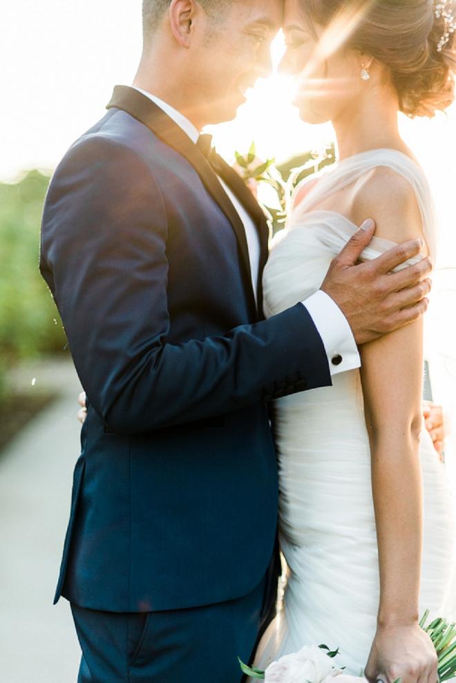 We're head over heels for this dreamy California DIY wedding!