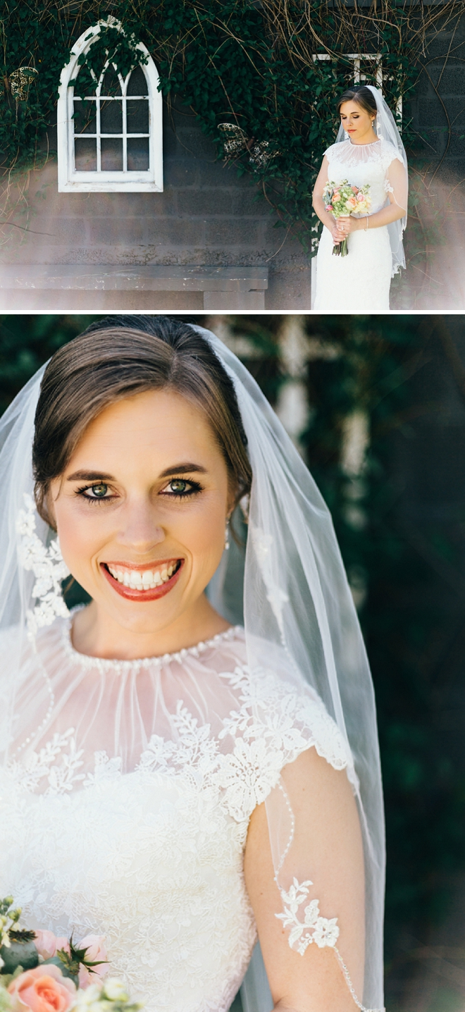 Stunning Bride before the big day!