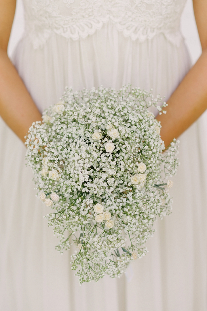 We LOVE this Bride's bouquet and the lovely story behind it!