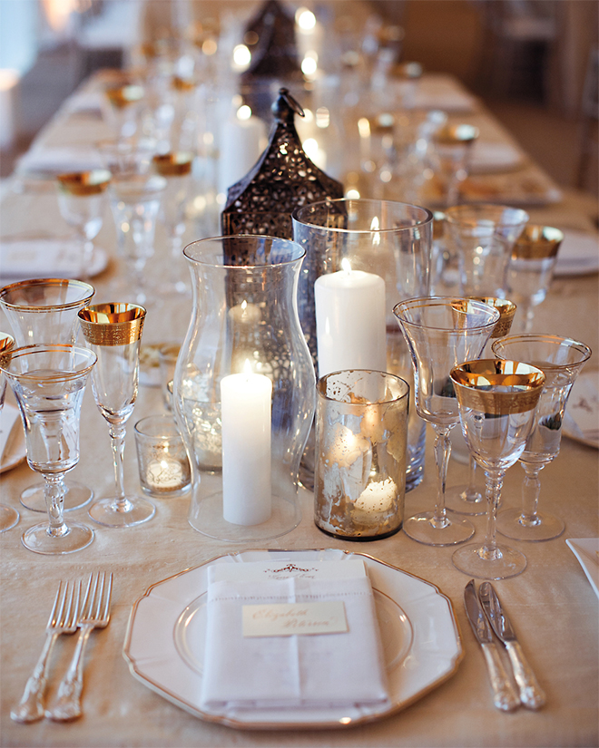 Candle Flower Centerpieces Wedding: 15 Brilliant Ideas For Non-Floral Wedding Centerpieces