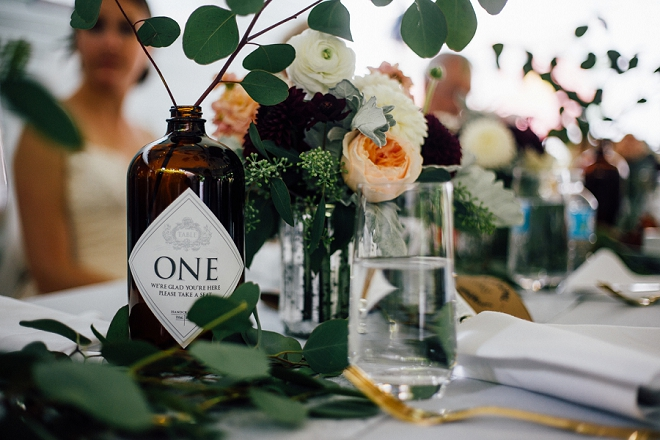 Learn how to make these gorgeous DIY table numbers from our Bridal Blogger, Kendra!