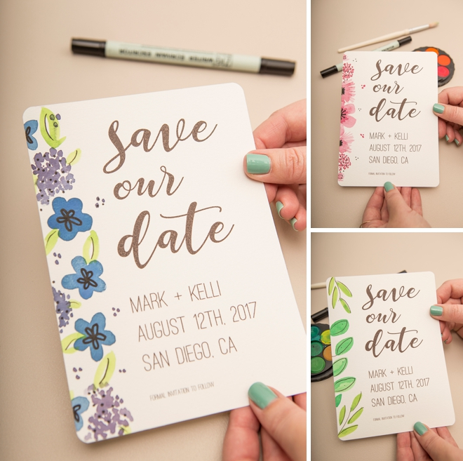 Check Out These Adorable FREE Printable Save The Date