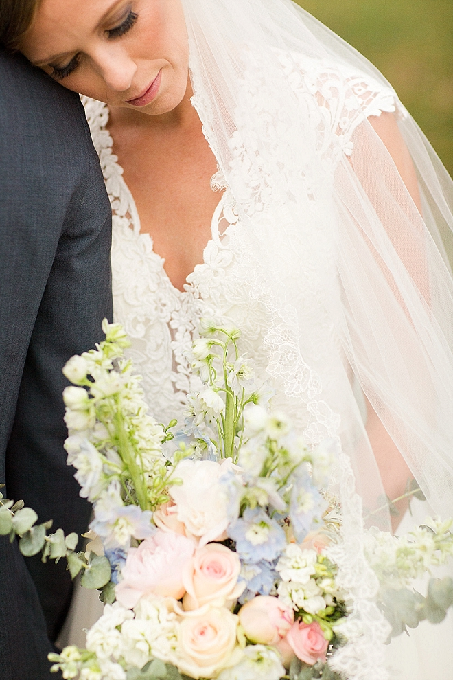 We're crushing on this couple's stunning styled anniversary shoot!
