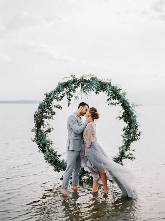 OMG this is an epic wedding shoot.  So creative and romantic!