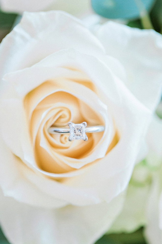Swooning over this stunning ring shot!