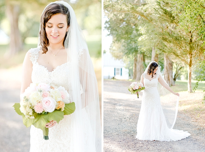 We're obsessed with this DIY Bride and her stunning style!
