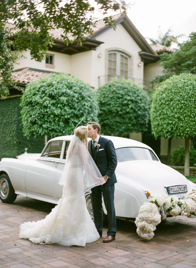 Wedding garland perfection.