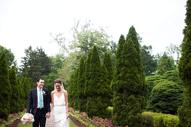 We are in LOVE with this gorgeous Mr. and Mrs and their stunning day!