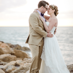 We are in LOVE with this couples amazing and super crafty wedding day!