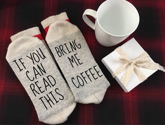 We LOVE these socks and think everyone needs a pair!