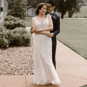 Swooning over this darling Mr. and Mrs. and their gorgeous handmade day!
