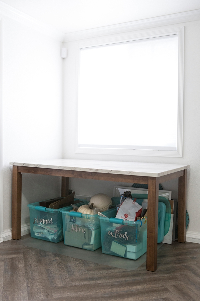 Something Turquoise prop room and studio space!