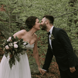 Swooning over this super stunning styled elopement!