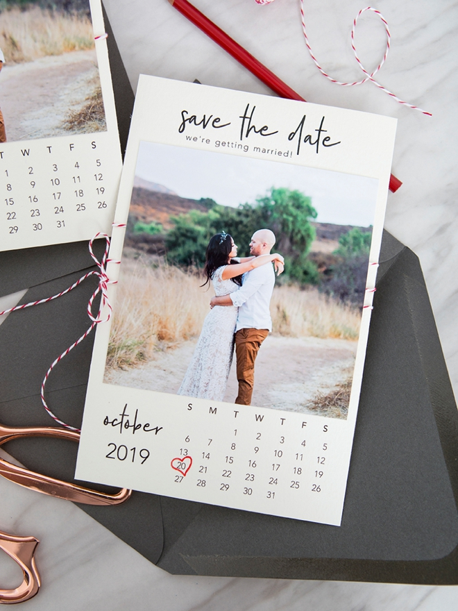 Diy Calendar Nim C : These free printable quot calendar style photo save the dates