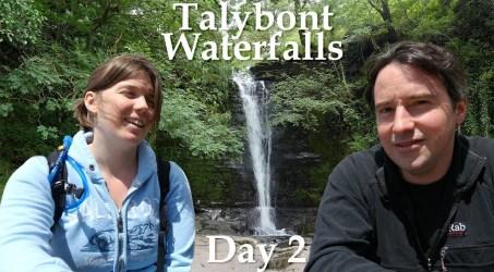 Exploring the Talybont Waterfalls- Episode Two
