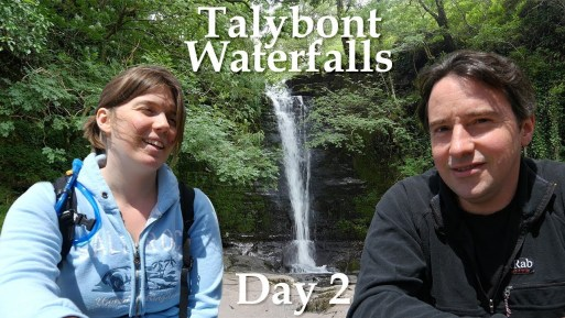 Exploring the Talybont Waterfalls- Episode Two