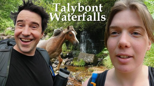 Exploring the Waterfalls of Talybont- Episode One