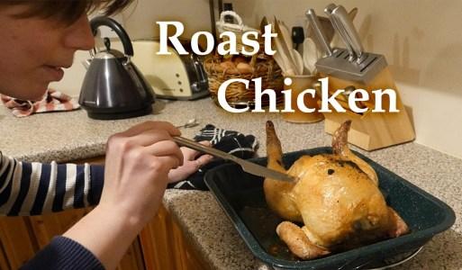 Jo Roasts a Chicken