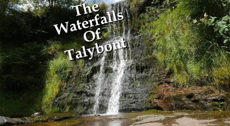 Relaxing Compilation of Talybont's Waterfalls- Part one