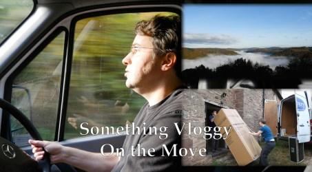 Something Vloggy Begins- Moving House